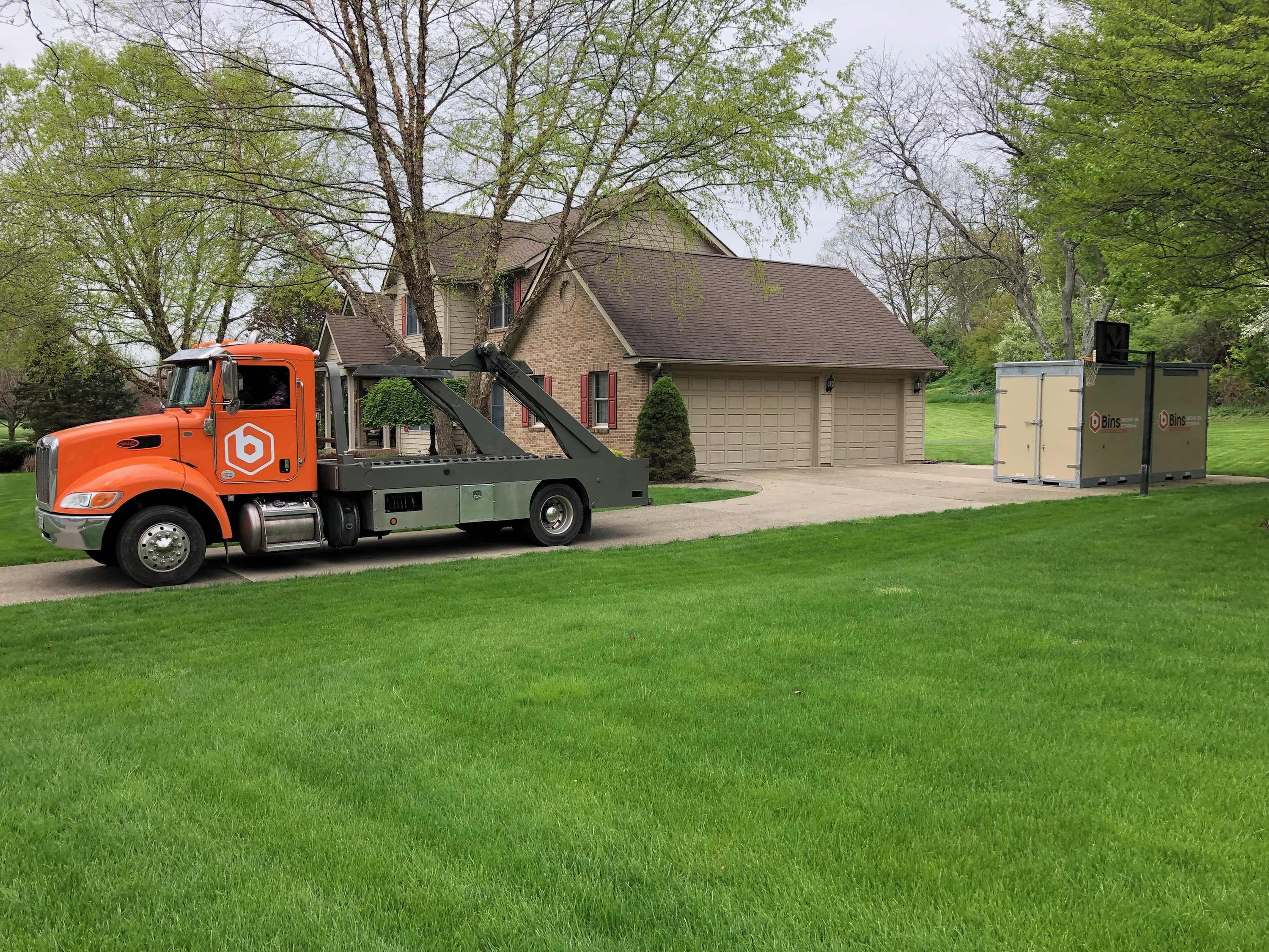 About Us: You call, we deliver | Bins®